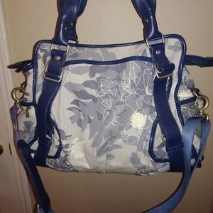 Lululemon Bloom Bag Tote Gym Yoga Floral Travel